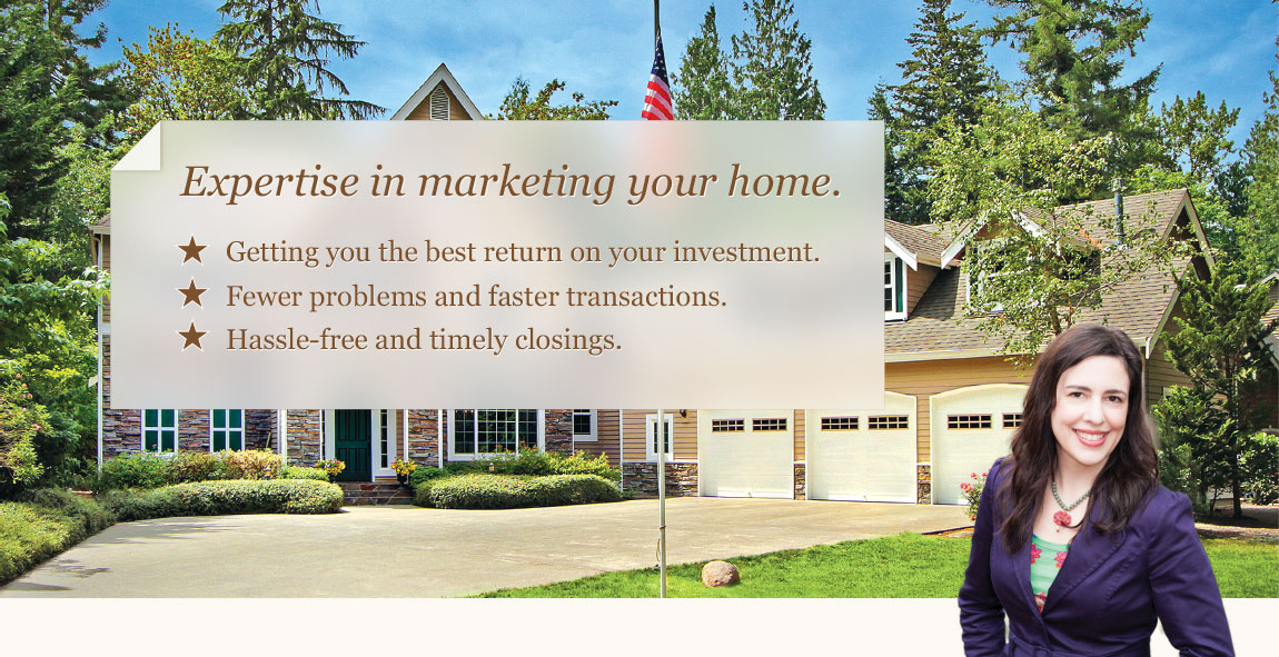Beth Traverso Real Estate Broker. Expertise in marketing your home.
